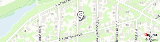 Эйгенсшафт на карте Тулы