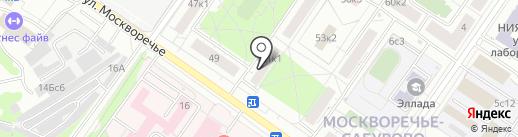 Текстиль Комплект на карте Москвы
