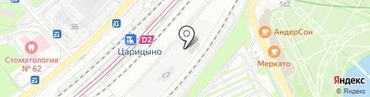 Kupiflashku.ru на карте Москвы