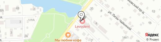 Забота на карте Видного