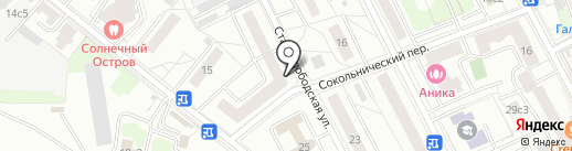 Tienda Flamenco на карте Москвы