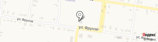 Ромашка на карте Оленовки