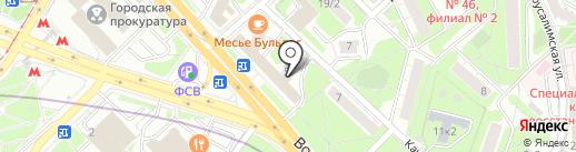 Fix.center на карте Москвы