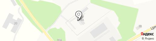 Агролидер на карте Ильинки