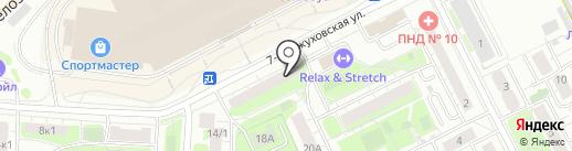 GRUMING MSK на карте Москвы