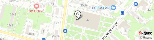 DANCELITE.RU на карте Москвы