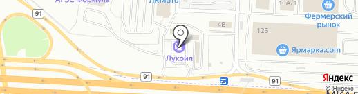 Стардог!s на карте Мытищ
