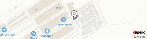 МосПилМаркет на карте Мытищ