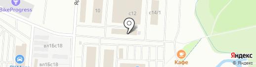 Мытищинская Ярмарка на карте Мытищ