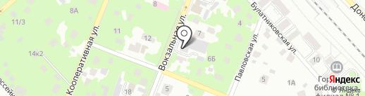 Дида на карте Видного