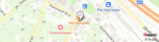 Эко-Дом на карте Видного
