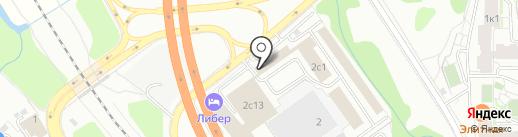 СВ Окна Видное на карте Видного
