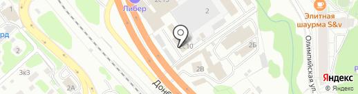 Интерэнерготех на карте Видного