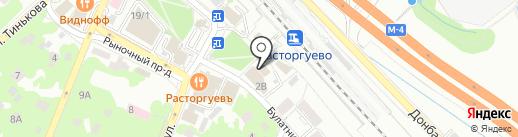 МТС на карте Видного