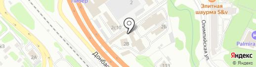МиАТ на карте Видного