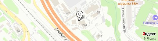 АтмоСфера на карте Видного