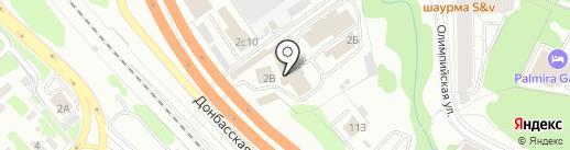 ЭлитСтройГрупп, ЗАО на карте Видного