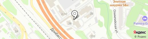 Строй ГИД на карте Видного