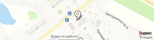 Отдел полиции Ильинский на карте Ильинки