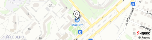 ТОРУС на карте Тулы