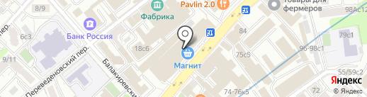 СТРОЙ СИТИ на карте Москвы
