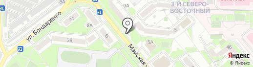 Комсомольская Правда Плюс на карте Тулы