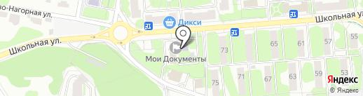 Объединенные переводчики на карте Видного