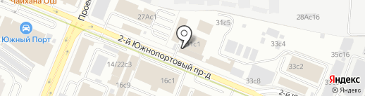 Технологии ПРО на карте Москвы