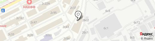 Стилусмастер на карте Москвы