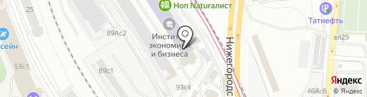 Xella на карте Москвы