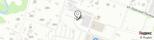 Аркус на карте Мытищ
