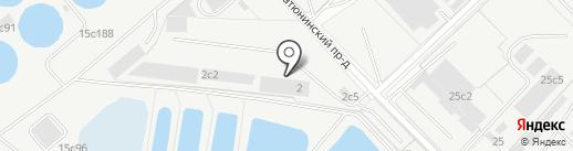 XS-CLUB на карте Москвы