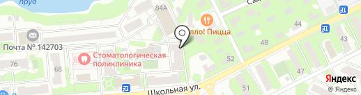 Ириний на карте Видного