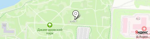 Храм-часовня в честь Иверской иконы Божией Матери на карте Москвы