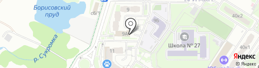 Лавка Цветочника на карте Мытищ
