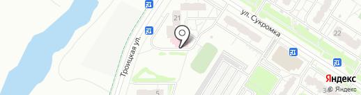 МАКС-М на карте Мытищ