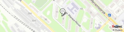 ServicMen на карте Тулы