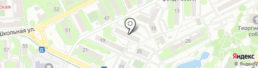 Финист-а на карте Видного
