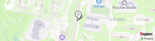 ТехКом на карте Видного