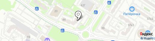 Витамакс на карте Мытищ