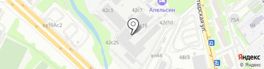МультиТрейд Медикал на карте Москвы