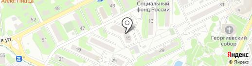 ЛУСИ на карте Видного