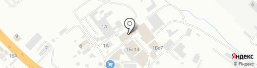 Ar-deco на карте Новороссийска