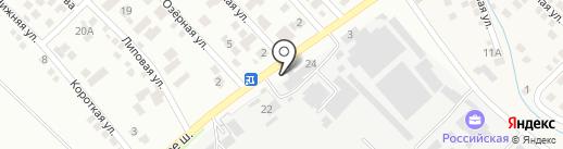 У тех парней на карте Новороссийска