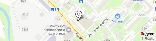 Smeg на карте Москвы