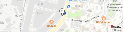 Мосторг реклама на карте Москвы