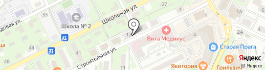 СпецСтройМонтаж на карте Видного