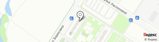 Dverca на карте Мытищ