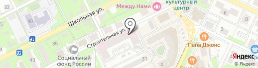 Just nail на карте Видного