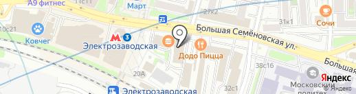 MY-shop.ru на карте Москвы